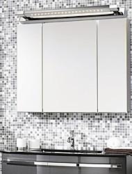 LED Stainless Steel Mirror Lamp 100~240V