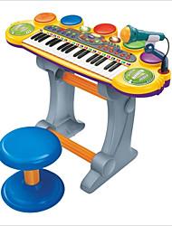 Canhui 37 teclados de múltipla função de órgão eletrônico com microfone