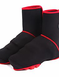 Návleky na boty Kolo Voděodolný Zahřívací Větruvzdorné Lehké materiály Reflexní pásky Unisex SBR