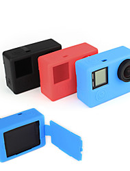 Gopro Accessories Protective Case / Gopro Case/Bags / Screw / BackdoorsFor-Action Camera,Gopro Hero 4 Silicone