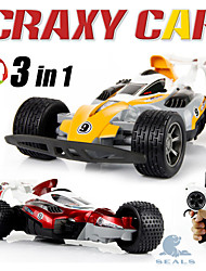 NEW!!3 in 1 RC Drift Racing Car 2.4G 4CH,RC Speed Truck 1:10 Scale Model Yizhan 58024