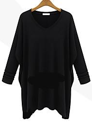 Aimee Women's Fashion Casual Long Sleeve Blouse