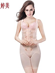 Cracewell® Women's Belly in Carry Buttock Supporting Breast Shape Suits/Corset Set