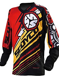 Scoyco Motorcycle Professional Racing Cycling Jersey