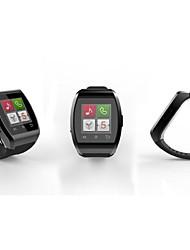 Shaddock Wearables Smart Watch , Bluetooth3.0 / Hands-Free Calls/Media Control/Camera Control /Activity Tracker