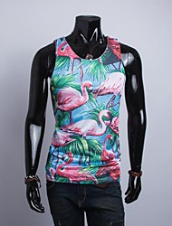 Men's Casual Fashion Print Vest