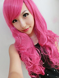 Global Hot Cosplay Wig Wigs High Quality Synthetic Fiber Long Hair