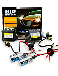 12V 55W H3 HID Xenon Conversion Kit 10000K