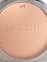 DANNI® Natural Nourishing Breathable  Powder Wet Powder Cake *1piece