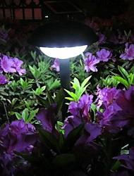 lumière solaire de voie de jardin avec leds lumineuses 20 pcs