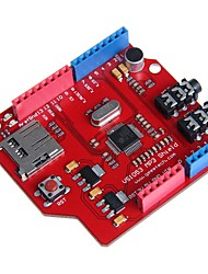 Geeetech VS1053 MP3 shield board with TF card for Arduino