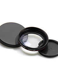 ZOMEI Slim 55mm Wide-angle Lens 0.45X Wide Angle Times Without Hidden Corners