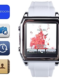 "Aoluguya X9 GSM Smart Watch Phone with 1.54"" Screen, Remote Shutter, FM, BT, Quad Band (Assorted Colors)"