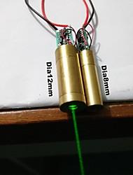 XPL-mag5 APC высокого класса зеленый лазер (5 мВт 532)