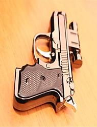 persoonlijkheid pistool modellering laser aanstekers zilver
