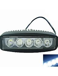 Luz para Trabalho ( 6000K , Impermeável ) - Carro/SUV/Tractor - LED
