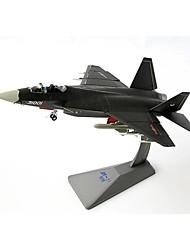statique modèle de simulation militaire de la Chine j-31 modèle de chasseur 1:60