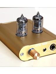 petit ours 6J1 tube de soupape amplificateur casque préamplificateur couleur P2-1 or