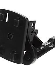 presa d'aria auto h61 mini base della staffa per gps portatili (nero)