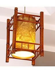 Lampadari - Retrò/Afgani - DI Legno/bambù - LED