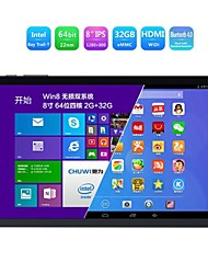 CHUWI VI8 8 Inch IPS Screen 2G RAM 32GB ROM Dual OS Android 4.4 / Windows 8.1 Tablet PC