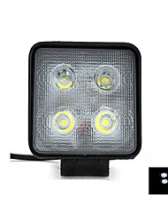 Carmen ® 40W  Concentrated  Working Light CREE   LEDS  CAR /SUV Waterproof 6000K