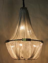 Pendant Lights 8 Light Fashion Painting  Metal  Aluminum