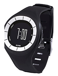 Men's 5ATM Waterproof Digital Sport Watch With Pedometer Calorie couter