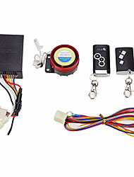 Motorcycle Motorbike 2 Way Security Alarm System Remote Start