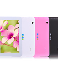 iRulu 7 pulgadas Android 4.2 Tableta (Quad Core 800*480 512MB + 8GB)