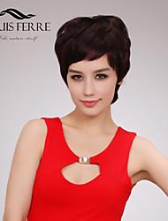 Peluca - para Mujer - Cabello natural Rizado