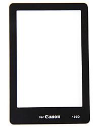 Nicefoto pantalla de protección de vidrio a prueba de canon pantalla hd ultrafina 100d película protectora de adsorción electrostática