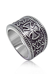 Men's  Fashion Titanium Ring