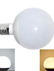15W E26/E27 Круглые LED лампы 30 SMD 5730 1000-1100 lm Тёплый белый / Холодный белый AC 85-265 V 1 шт.