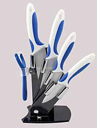 céramique ensembles de couteaux en céramique de la santé de la mode