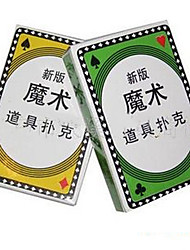 Atomic Brand Operation Props Poker The Ghost Length of the Card Magic Toys