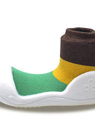 Baby Shoes - Casual - Ciabatte - Cotone - Marrone