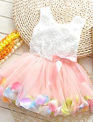 Kid's Print/Cute Dresses (Acrylic/Organza)