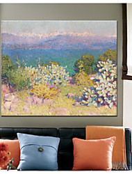 Landscape Canvas Print Giclee Print One Panel Ready to Hang