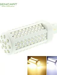 1 шт. G24 8 W 120 Высокомощный LED 800-900 LM Тёплый белый/Холодный белый Декоративная Лампа типа Корн AC 85-265 V