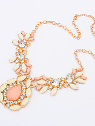 Masoo Women' High Quality Water Drop Cherry Necklace