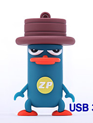 64GB ZP Brand New Lovely Cartoon Style High Writing Reading Speed USB 3.0 Flash Pen Drive
