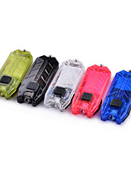 Nitecore T Series 45 Lumens 2 Modes Rechargeable USB LED Flashlight Key-chain Tube Light-Pink/Black/Blue/Green/White