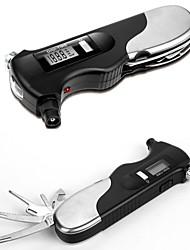 lanterna portátil com voz de medição de pressão e ferramentas de salvamento