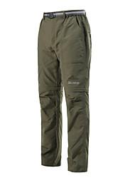 Pantalones ( Gris oscuro/Gris claro/Verde MilitarCamping y senderismo/Caza/Pesca/Escalada/Patinaje/Golf/Carreras/Deportes