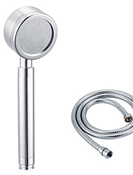 High Quality Handheld Shower Space Aluminum With 1.5m Stainless Steel Shower Hose