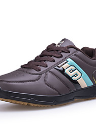Men's Golf Shoes Black / Blue / Brown