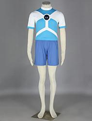 Cosplay Alien Team Diamond Dust Soccer Uniform Lightning Eleven