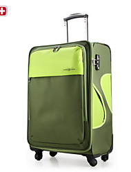 SWISSGEAR® Business Suitcase Oxford Luggage Bag Girl Travel Bag Big Capacity Luggage Case Travel Trolley Case 20 Inch