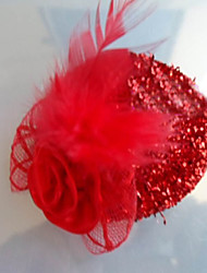 Girls Fashion Cute Hat Hair Accessories Clips & Claws